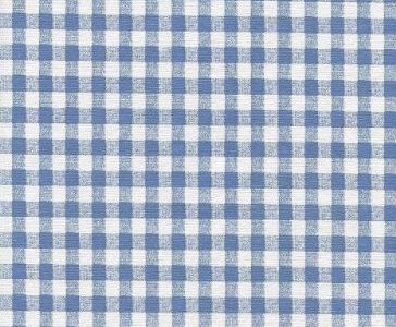 Blue Gingham Check Series F0251 Vinyl Tablecloth 54″ x 45′ Roll Review